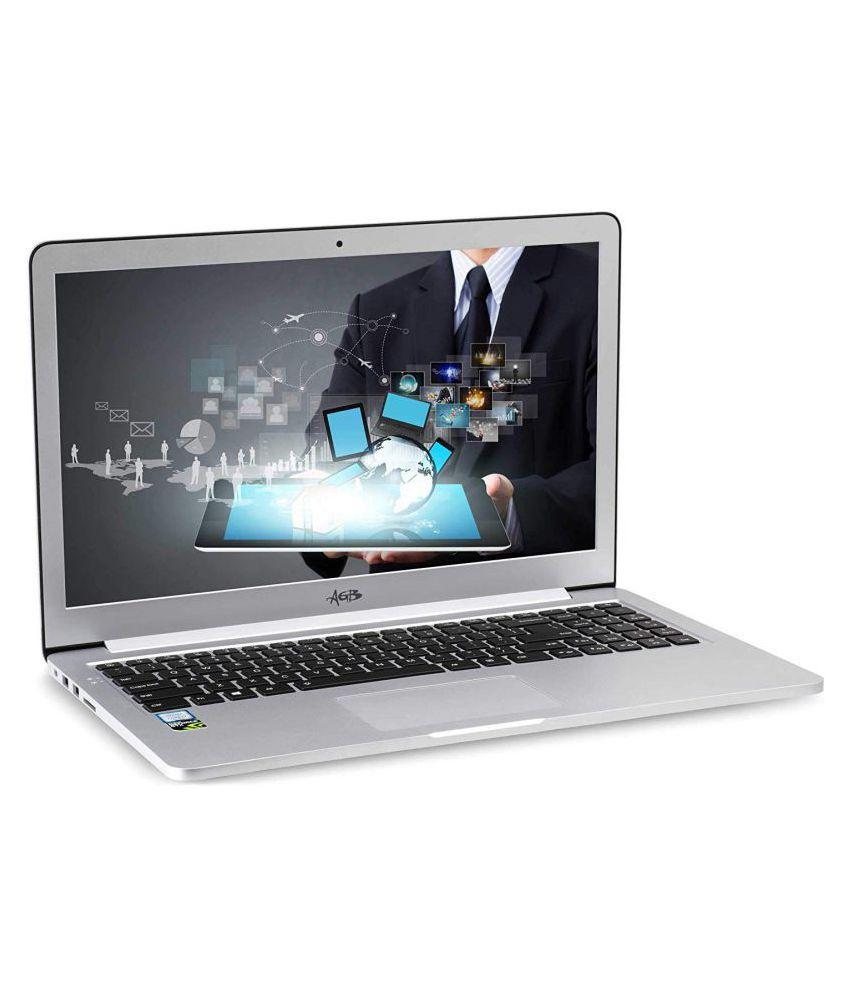 A GB Octev G 0812 Notebook Core i7  7th Generation  16  GB 39.62cm 15.6  Windows 10 Pro 4  GB Sliver