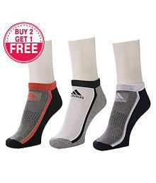 ee1ab0374 Ankle Socks: Buy Ankle Socks Online at Best Prices in India - Snapdeal