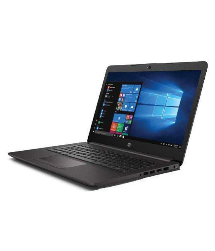HP G Series 6JM93PA Notebook Ryzen 4 GB 35.81cm(14.1) DOS Integrated Graphics Black