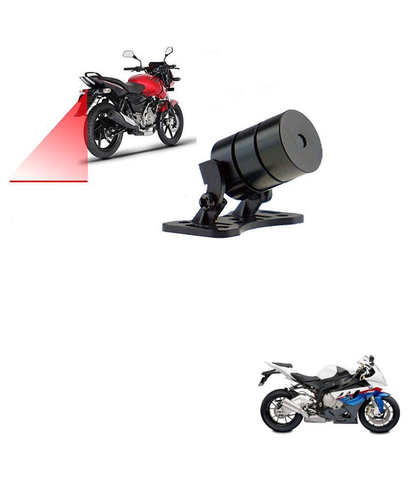 Auto Addict Bike Styling Led Laser Safety Warning Lights Fog Lamp,Brake Lamp,Running Tail Light-12V For BMW S 1000 RR