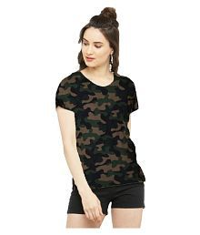 79f086bc5c2 Women's Tees & Polos: Buy T-shirts for Women Online at Best Prices ...