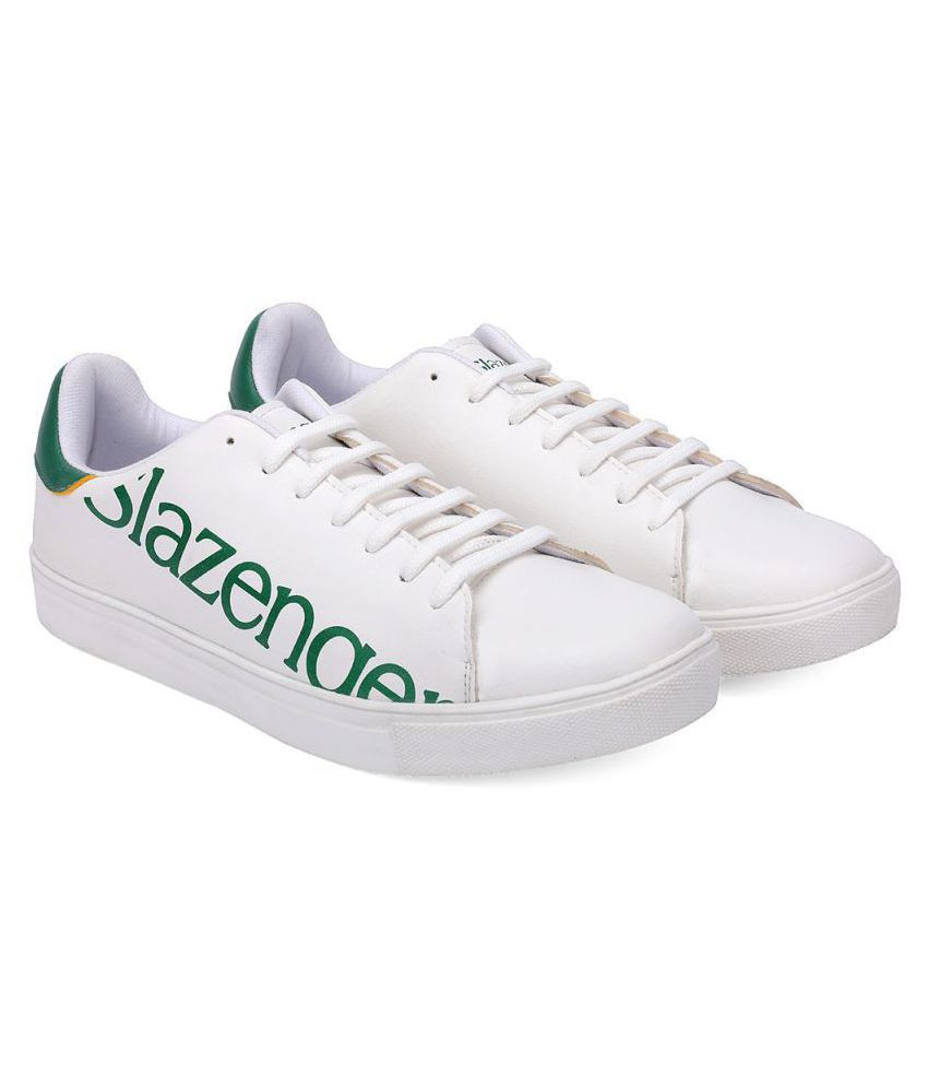 Slazenger Sneakers Green Casual Shoes