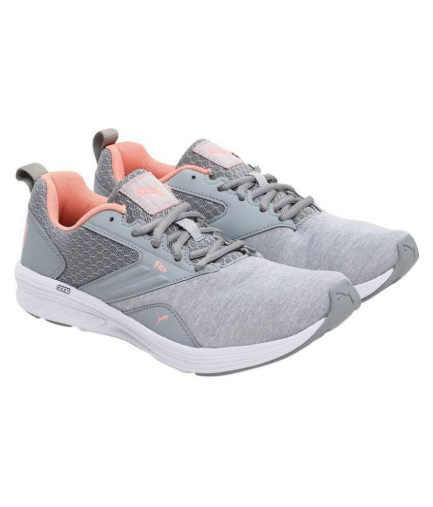 Puma Comet IPD Running Shoes Gray: Buy