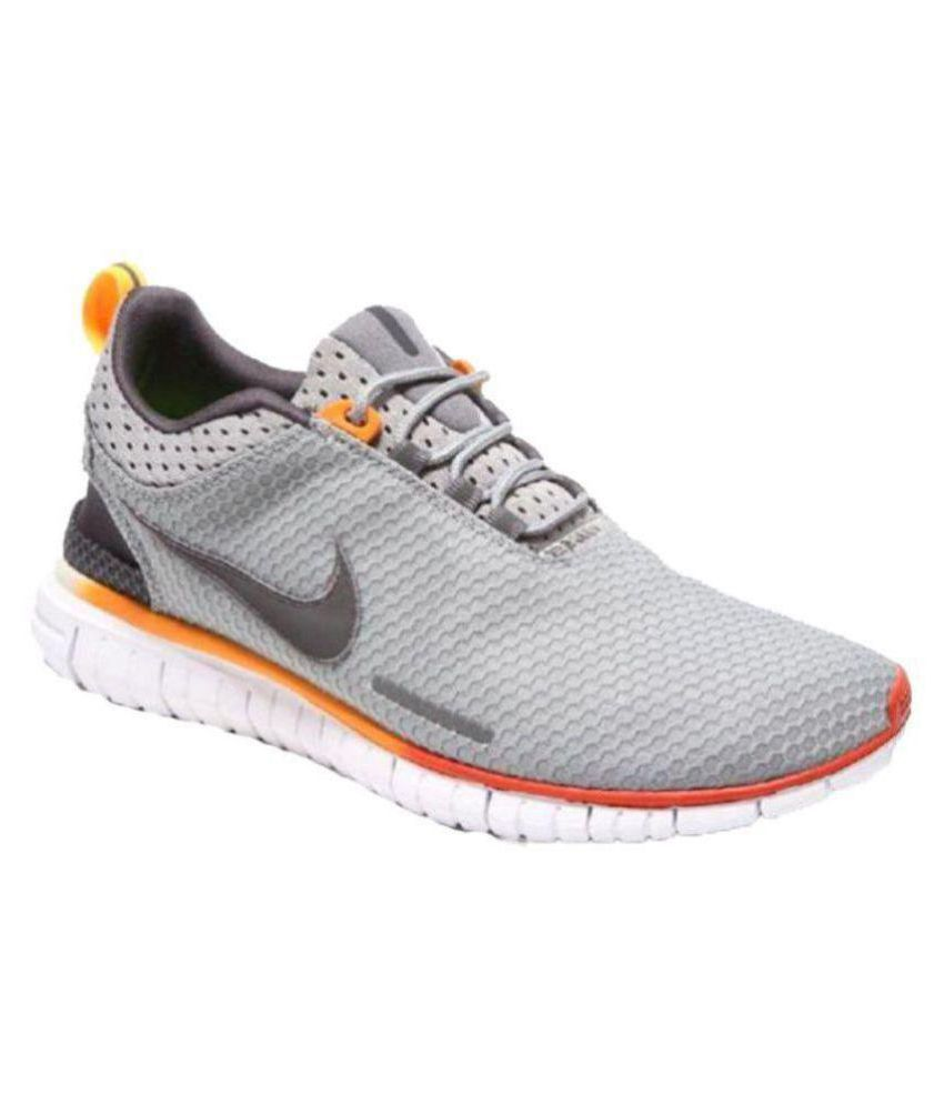 check out 4c68e c8417 Nike Free OG Breeze Grey Running Shoes