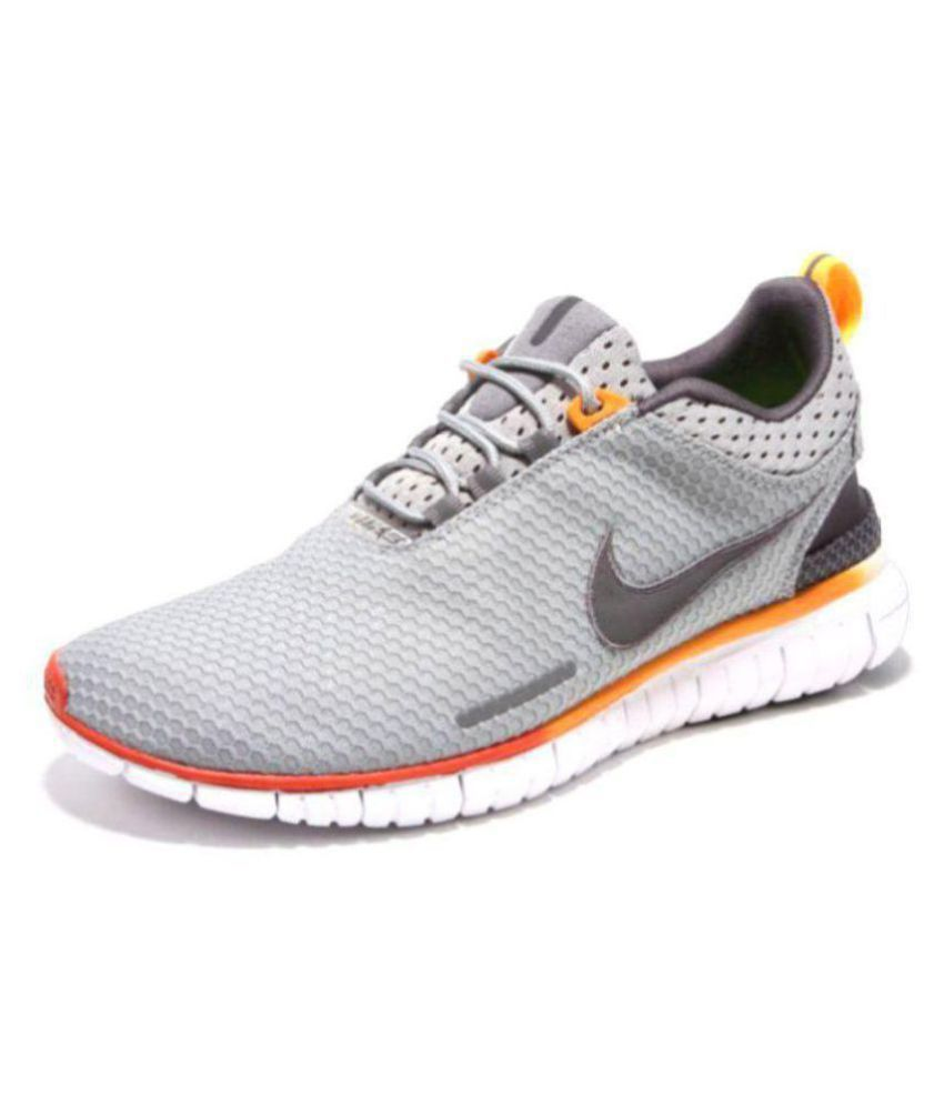 check out dba3a 033d2 Nike Free OG Breeze Grey Running Shoes