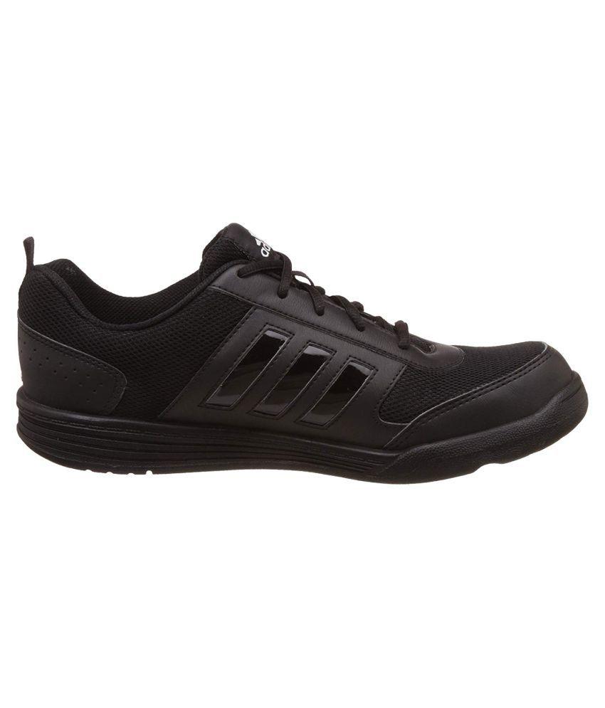 Buy Adidas Black School Shoes Online