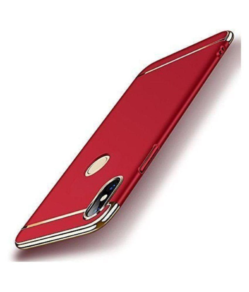 Xiaomi Redmi Note 6 Pro Hybrid Covers Sedoka - Red