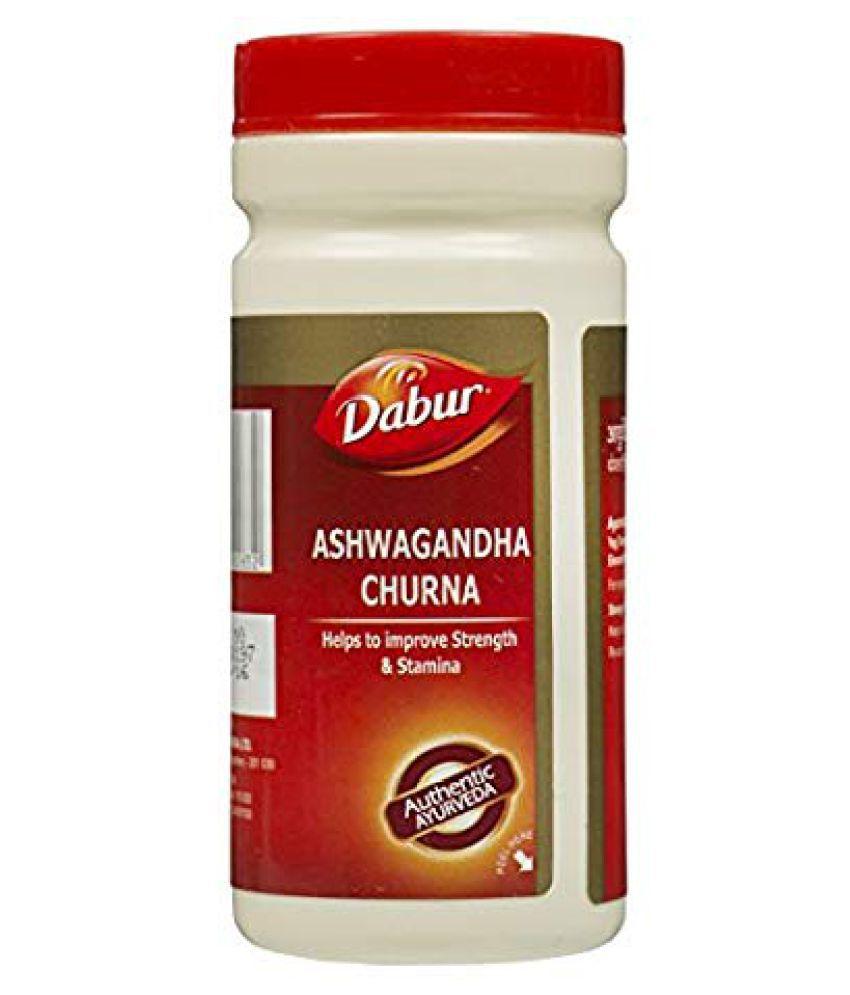 Dabur ASHWAGANDHA PACK OF 3 Powder 100 gm