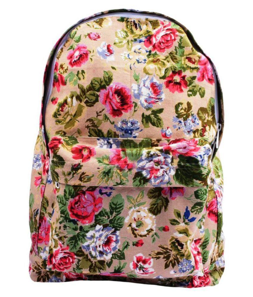 Hve Multi color Backpack