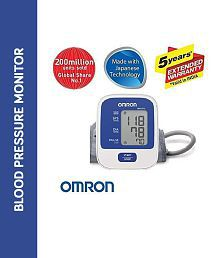 Omron HEM-8712-IN Blood Pressure Monitor