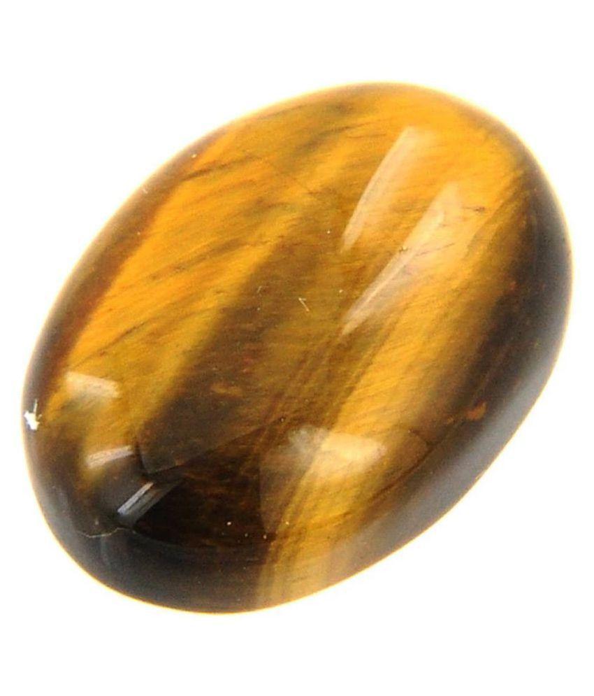 Tiger Eye Golden Brown Gemstone