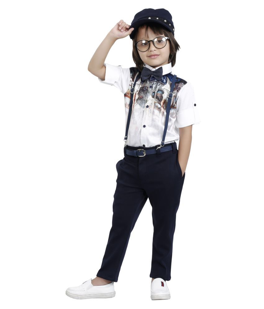 Bad Boys Smart Party Outfit.