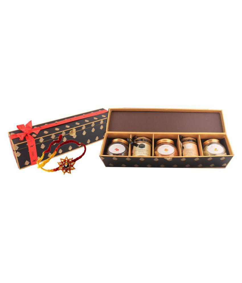 Zoroy Luxury Chocolate Chocolate Box The Rakhi Exotic yet Healthy Gift Box 700 gm