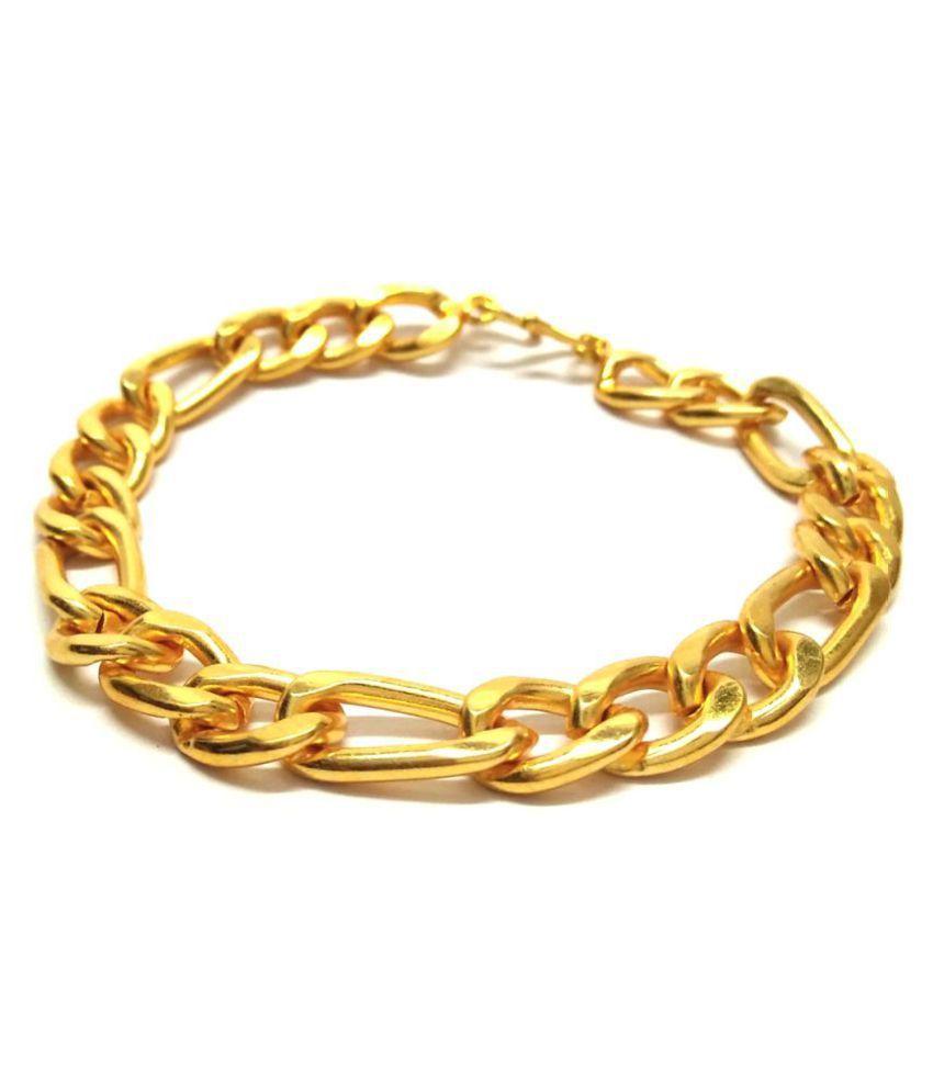 Goldnera Golden Alloy Bracelet