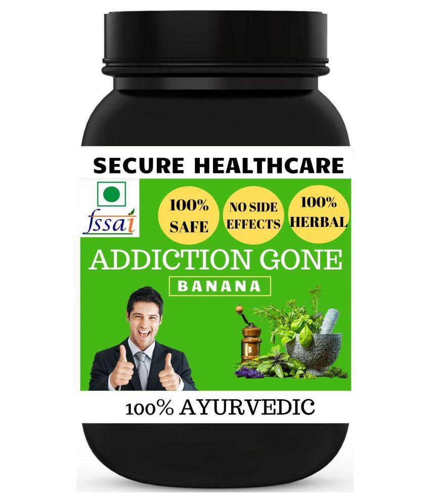 Secure Healthcare Addiction Gone Banana Flavor Powder 100 gm Pack Of 1