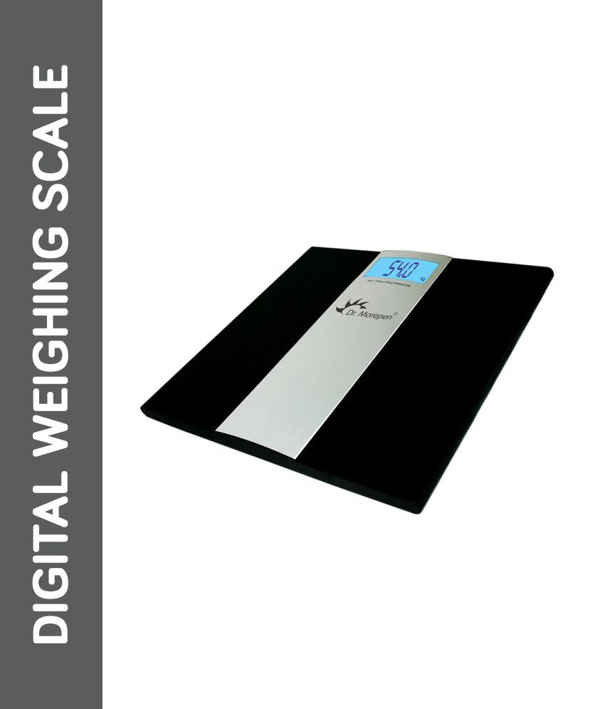 Dr Morepen Digital Weighing Scale DS-03