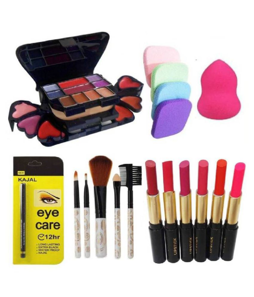 Adbeni 6 in 1 Value Pack Makeup Combo Set of 14 Makeup Kit 36