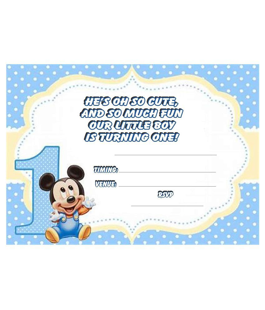Birthday Metallic Card Invitations With Envelopes Kids Birthday Party Invitations For Boys Or Girls 25 Count Bpc 1028