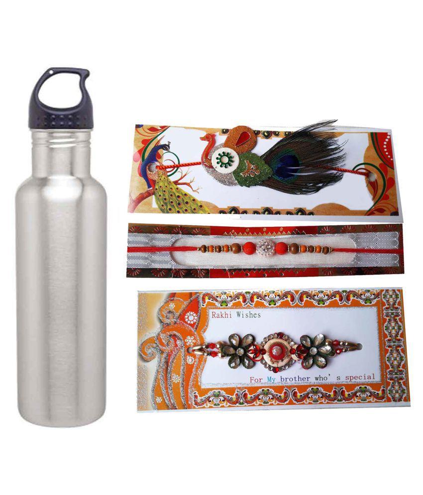 Rakhi Set Multicolour Pack of 4