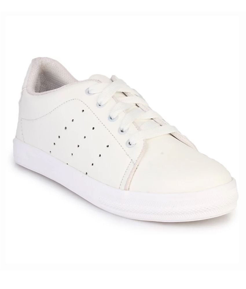 HAVEN GIRL White Casual Shoes
