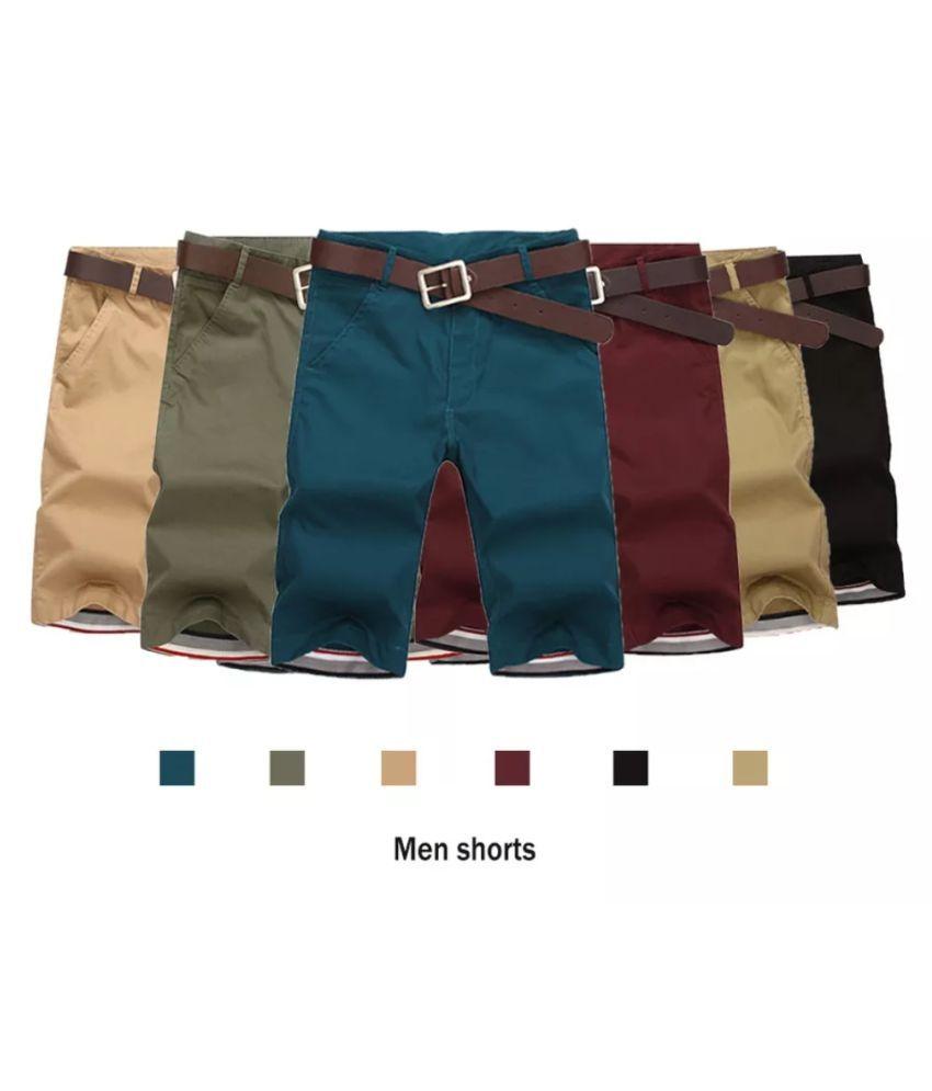 marcsman Green Shorts