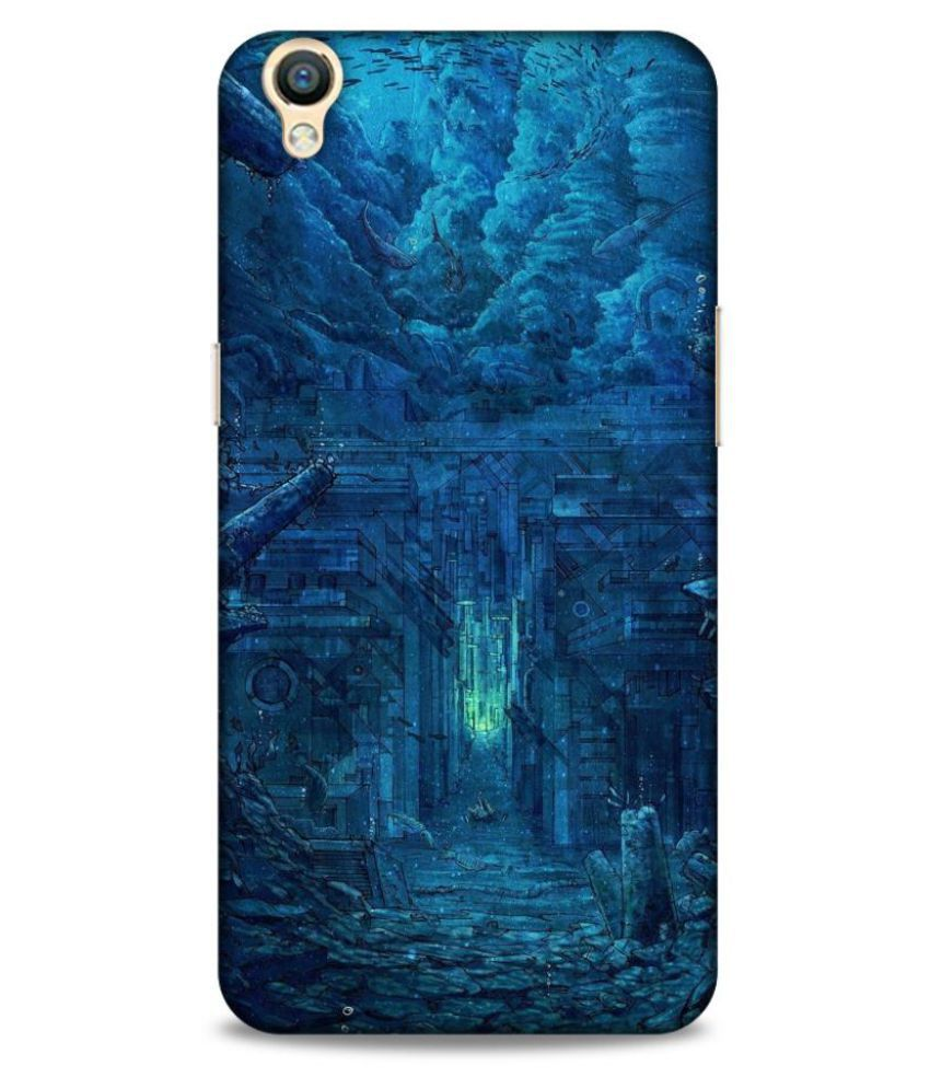 Oppo A37 Printed Cover By Printor