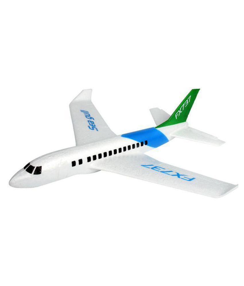 EPP Foam Throwing Glider Inertia Aircraft Toy Hand Launch Airplane Model