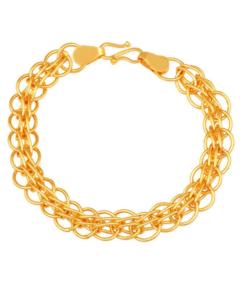 MFJ Gold Brass & Copper etc Bracelets