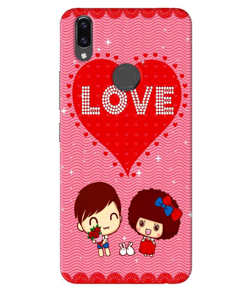 Samsung Galaxy A30 Printed Cover By HI5OUTLET