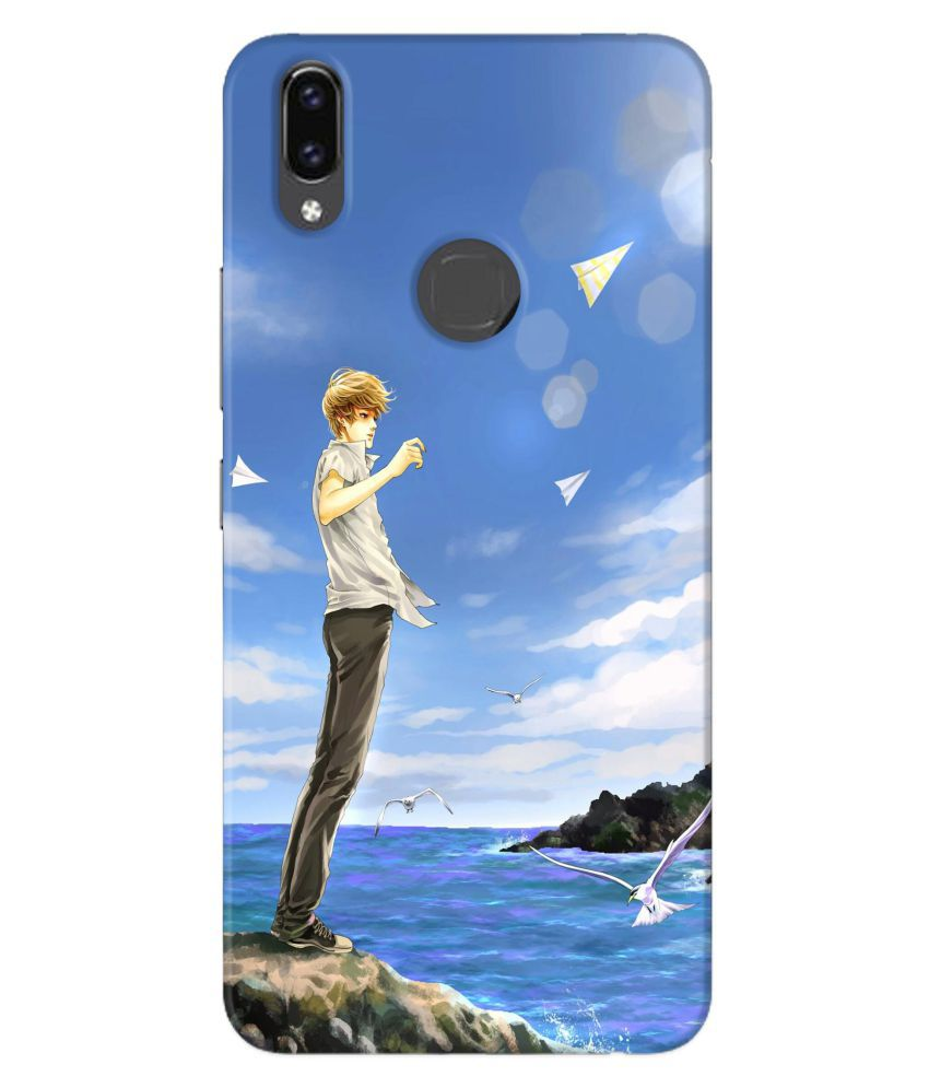 Realme 3 Pro Printed Cover By HI5OUTLET