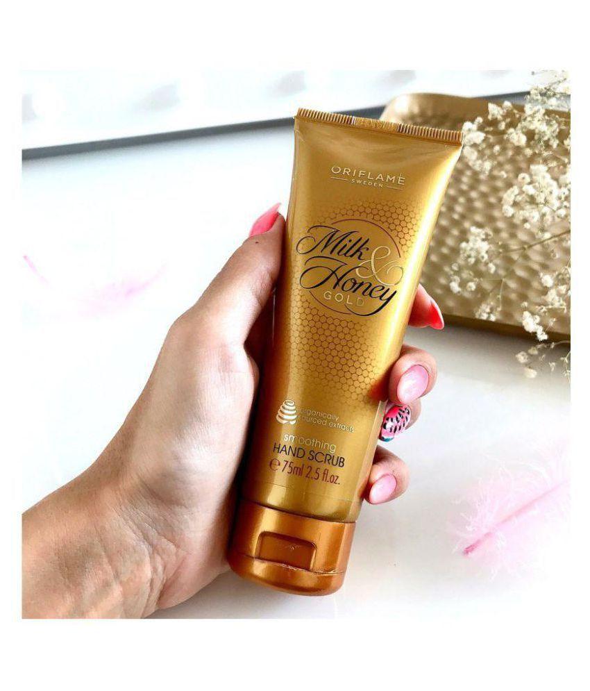 Milk & Honey Gold Sugar Facial Scrub 20 gm