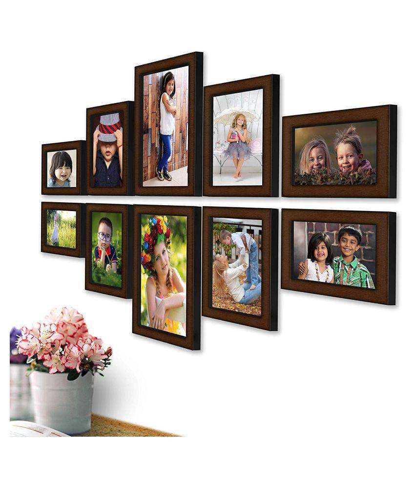 SS Decor Glass Photographs With Frame