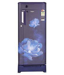 Whirlpool 190 Ltr 3 Star 205 IMPC ROY 3S Single Door Refrigerator - Blue
