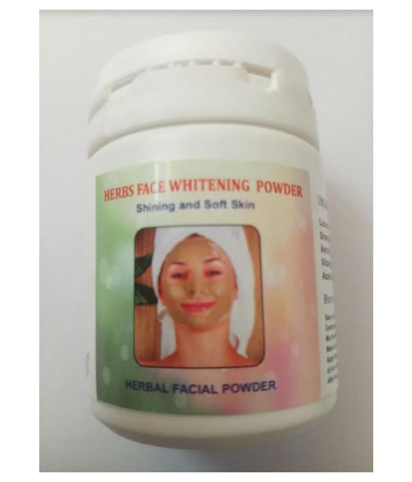 BioMed Herbs Face Whitening Sunscreen Powder PA++ 50 g