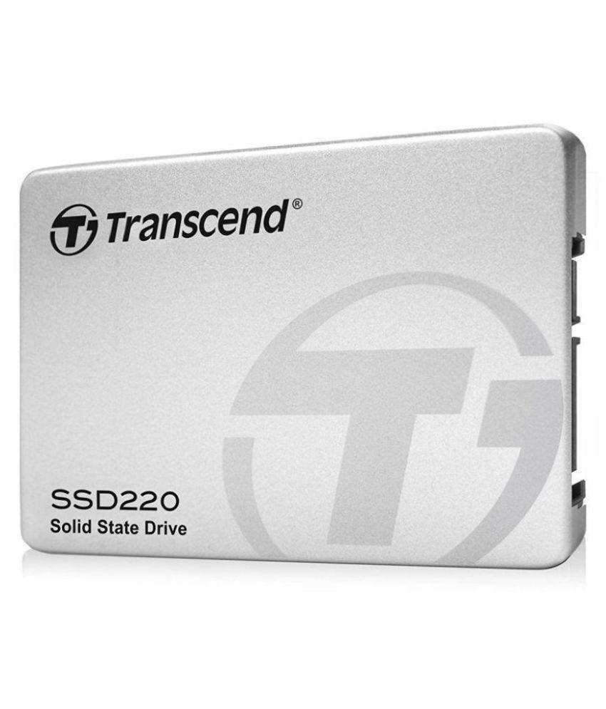 Transcend TS120GSSD220S 120 GB SSD Internal Hard drive