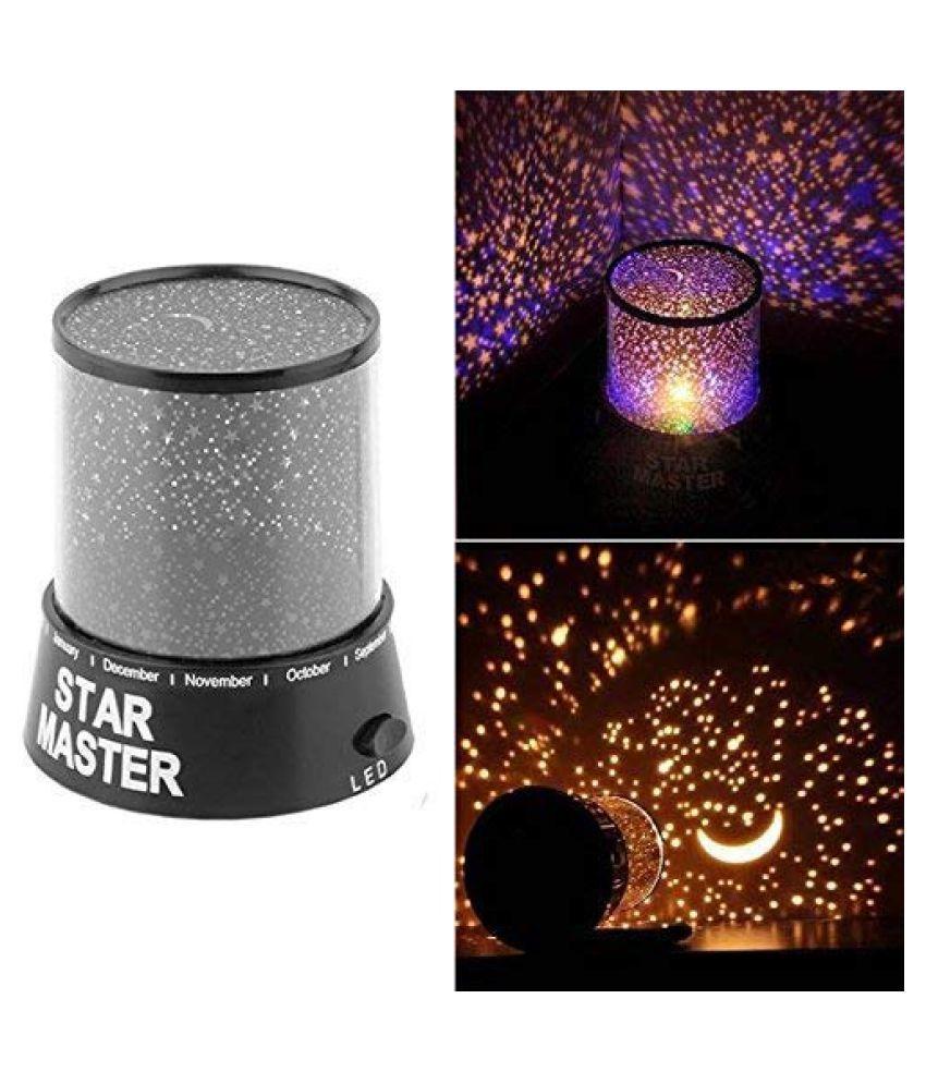 Ergode Star Master Lamp Night Lamp Multi - Pack of 1