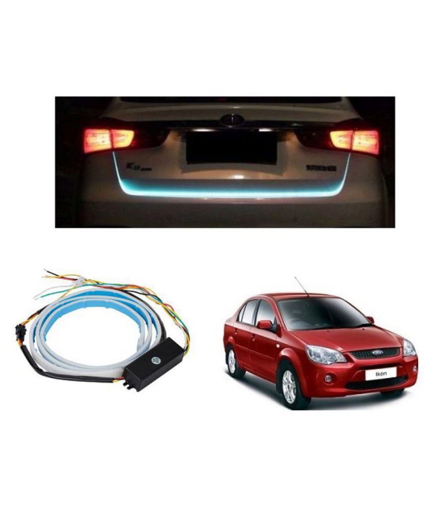 Trigcars Ford Ikon Car Tailgate LED Strip Light