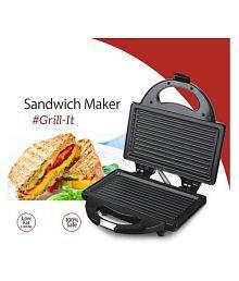 Lifelong LLSM116G 750 Watts Sandwich Griller