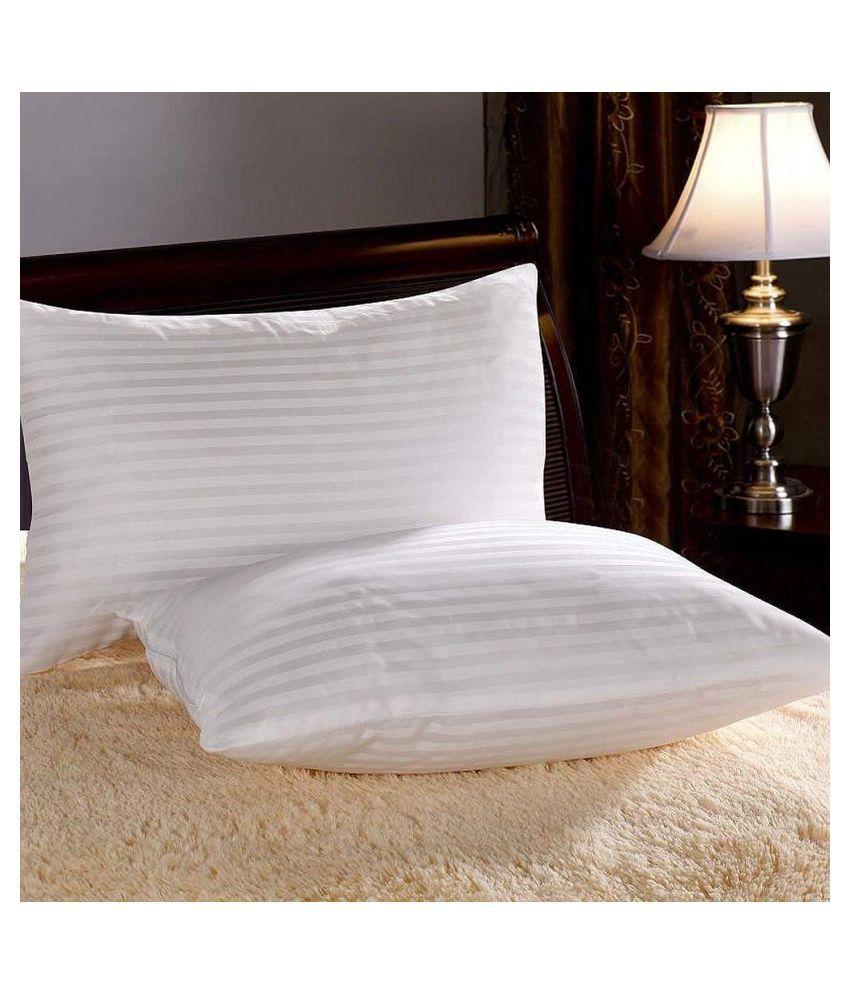 Jdx Set of 2 Fibre Pillow