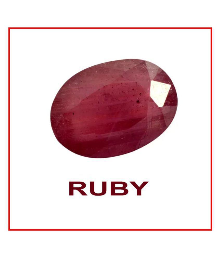 Original Top Quality Ruby (Manik) Natural Gemstone