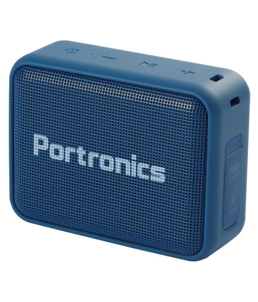 Portronics DYNAMO 5W Bluetooth Speaker