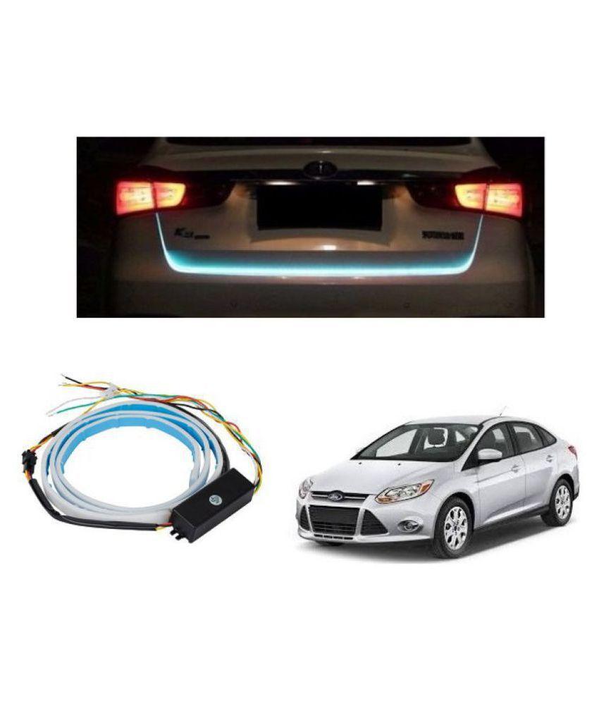 Trigcars Ford Fiesta Car Tailgate LED Strip Light