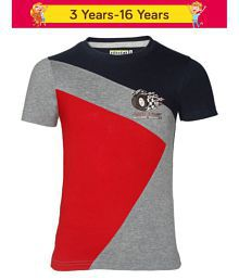 2fb849a0f7704 T-Shirts for Boys: Buy Boy's T-Shirts, Tees Online at Best Prices in ...