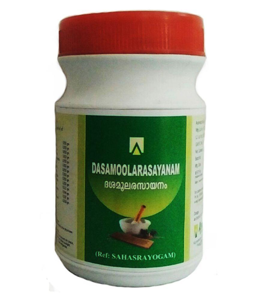 Aswini Pharmaceuticals Dasamoolarasayanam Paste 500 gm Pack Of 1