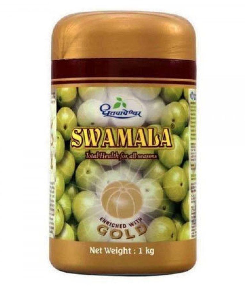 Dhootapapeshwar SWAMALA CHYAWANPRASH Paste 1 kl Pack Of 1