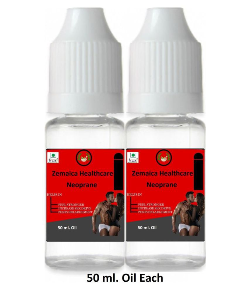 Zemaica Healthcare Neoprane Increase Stamina Power Oil 100 ml Pack Of 2