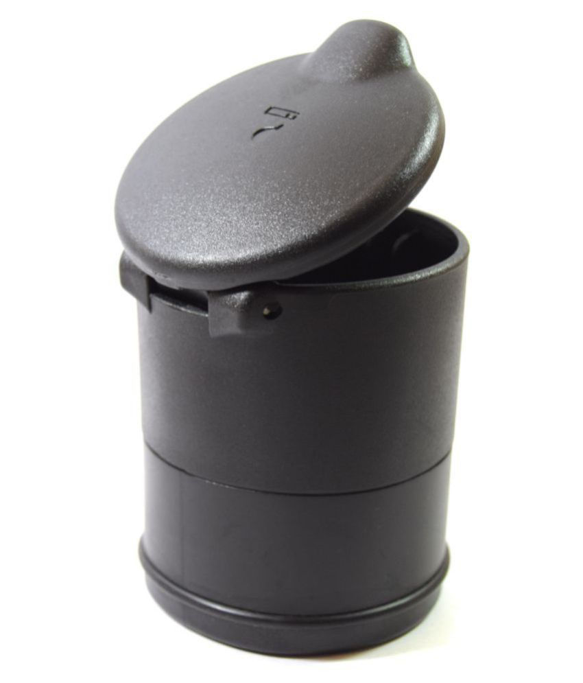 elite emporium Cup & Can Holder for Car Door Black