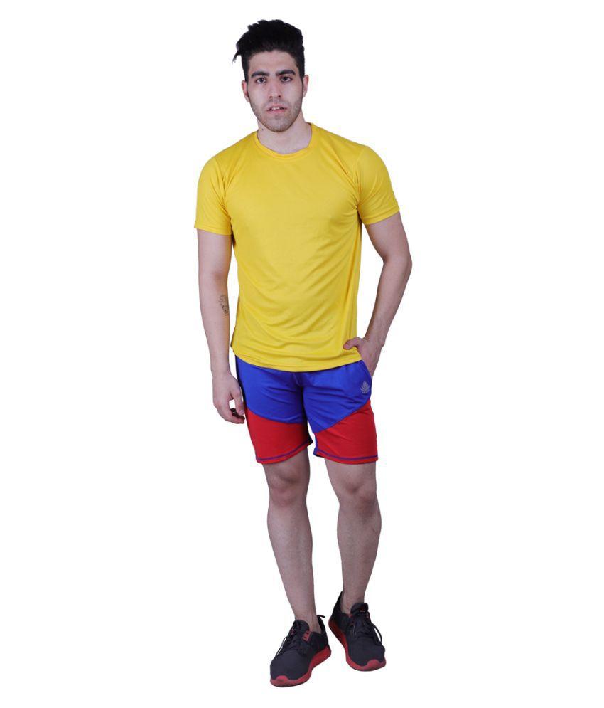 Abloom Blue Shorts