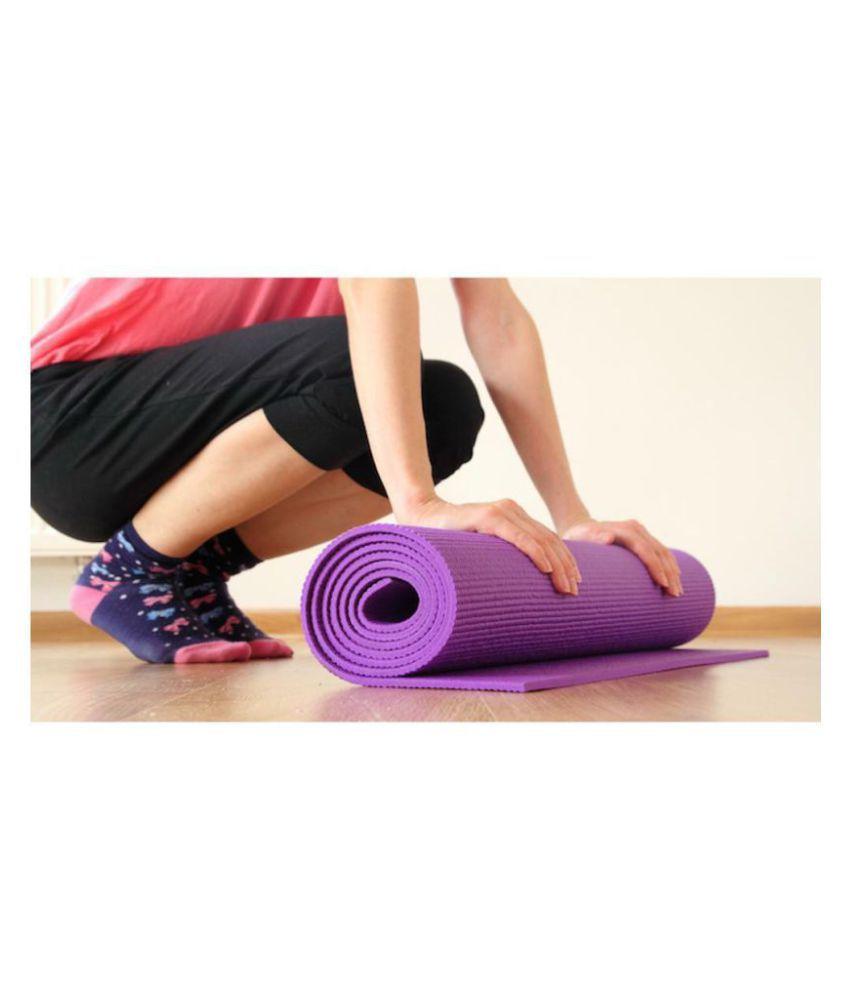 New Click Shop, Yoga Mat 6mm, Anti Skid, Size 173*61: Buy ...