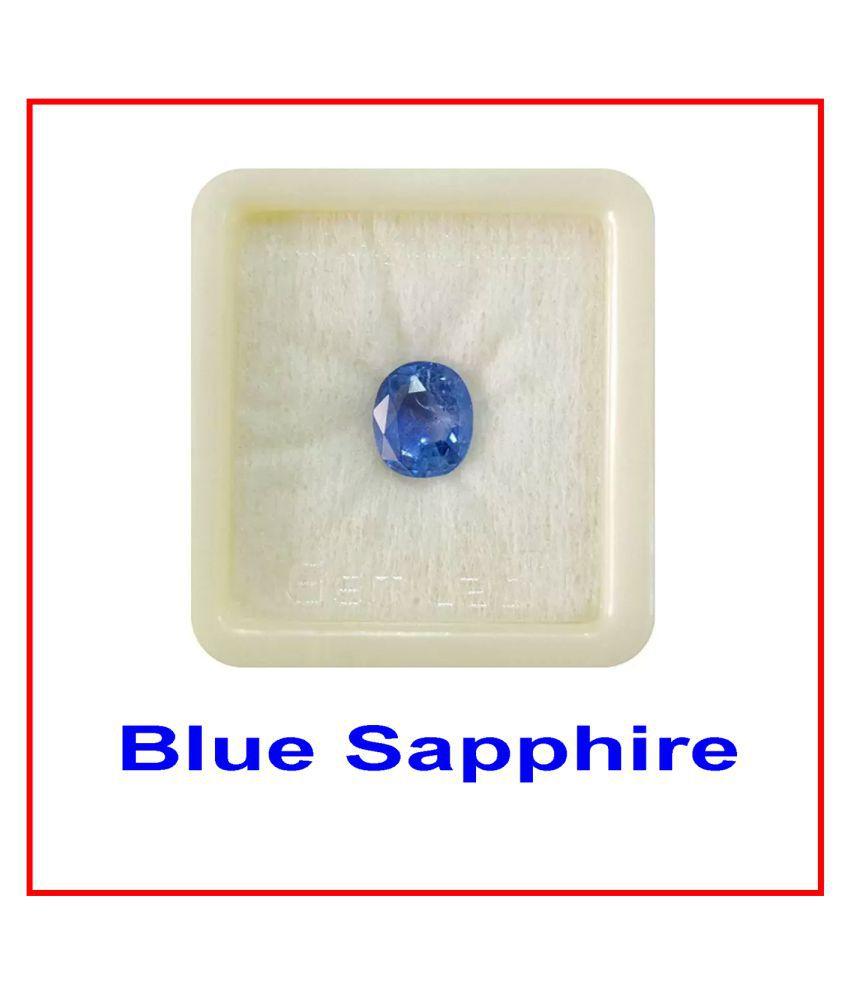 Fine Quality Blue Sapphire/Neelam Gemstone